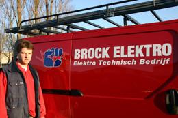 Brock Elektro, het elektrotechnisch bedrijf voor Goirle en omstreken