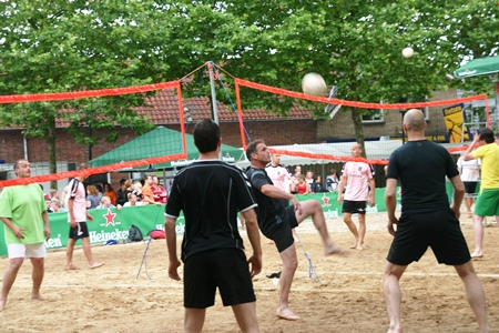 Beachvolleybal Riel
