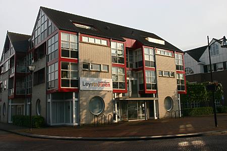 Kantoor Woningstichting Leystromen, Goirle
